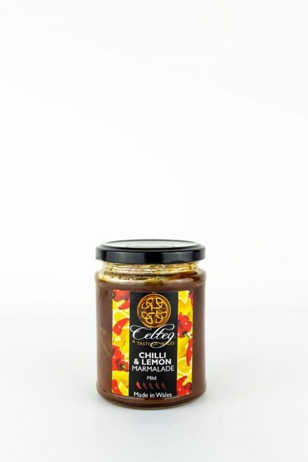 Celteg-Chilli and lemon Marmalade