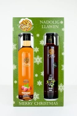 Celteg Xmas wine and liqueur