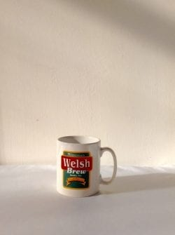welsh brew mug
