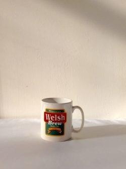 welsh brew mug
