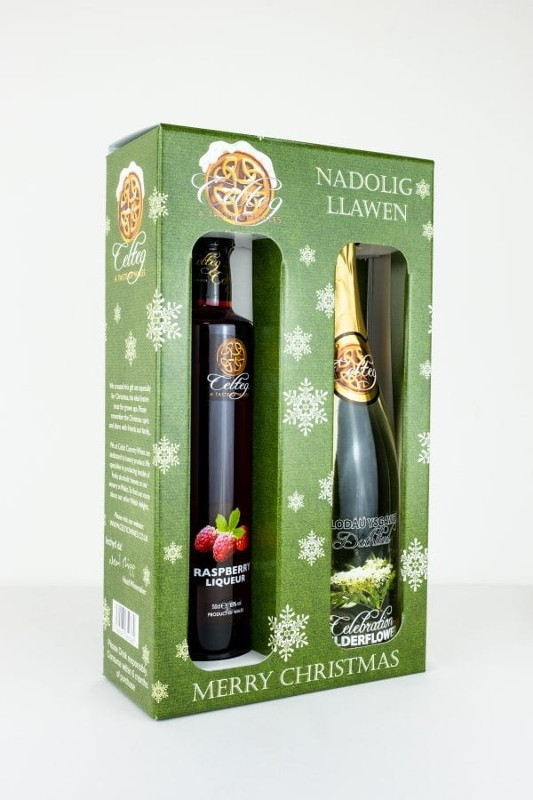 Celteg Sparkling Wine & Liqueur