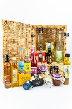 Celteg alcohol free hamper