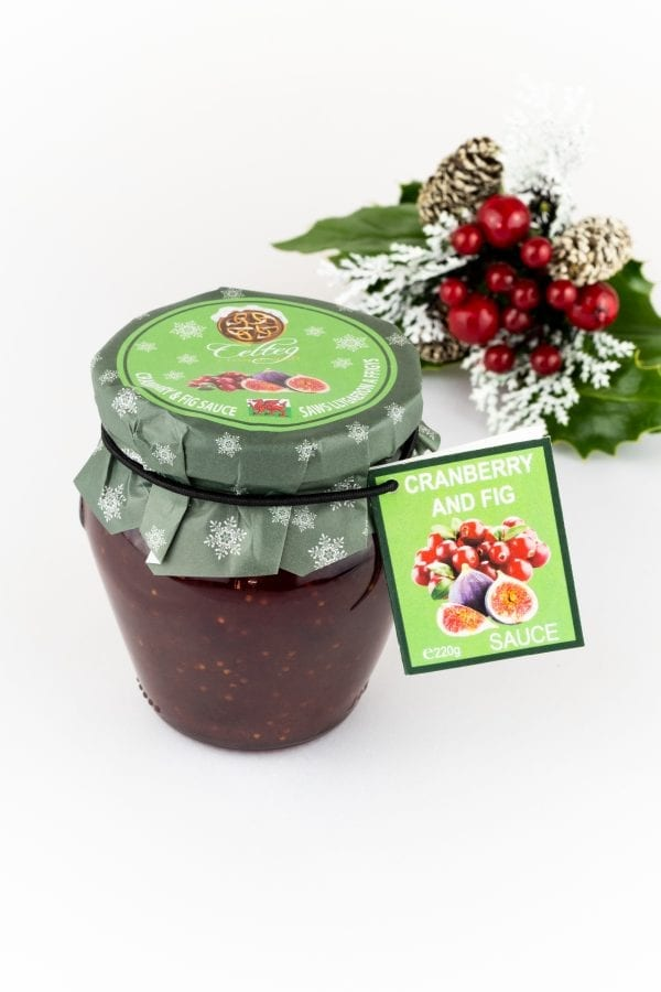 cranberry and Fig Chutney